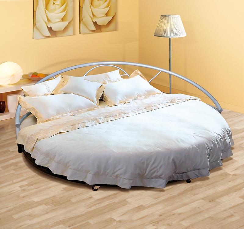Круглый диван кровать фото